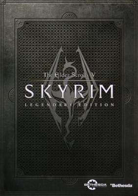 The Elder Scrolls V: Skyrim - Legendary Edition PC Digital cover