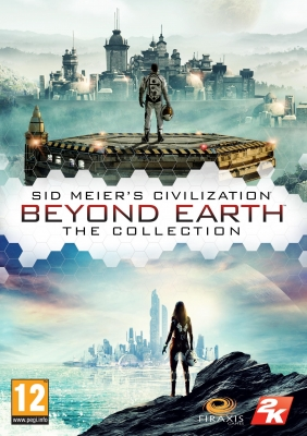 Sid Meier's Civilization : Beyond Earth - The Collection Steam Key cover