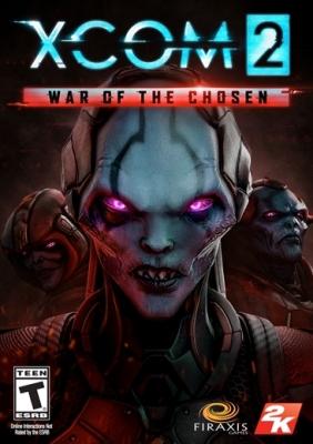 XCOM 2: War of the Chosen PC Digital cover