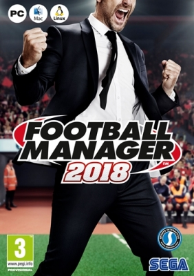 Football Manager 2018 Steam Key cover