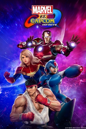 Marvel vs. Capcom: Infinite Pre-Order PC Digital cover