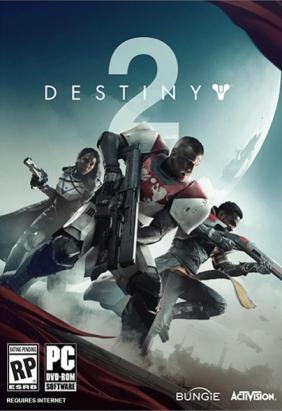 Destiny 2 PC Digital cover