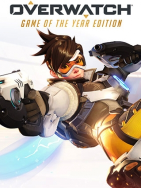 Overwatch: Game Of The Year Edition PC Digital cover