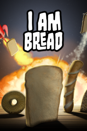 I am Bread PC/MAC Digital cover