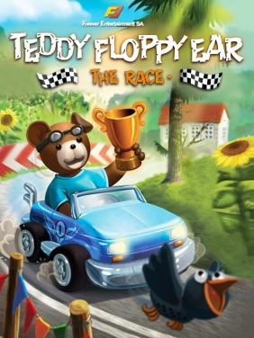 Teddy Floppy Ear - The Race PC Digital cover