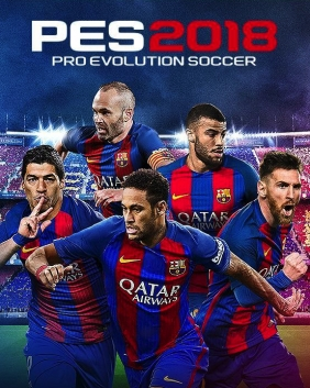 Pro Evolution Soccer 2018 PC Digital cover