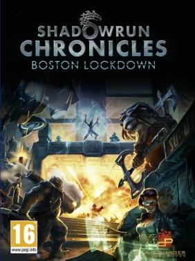 Shadowrun Chronicles: Boston Lockdown PC/MAC Digital cover