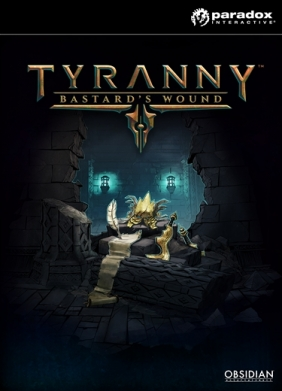 Tyranny - Bastard's Wound PC/MAC Digital cover
