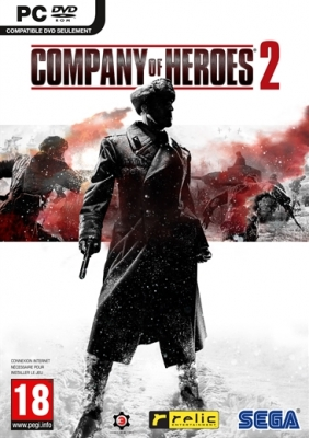 Company of Heroes 2 PC Digital cover