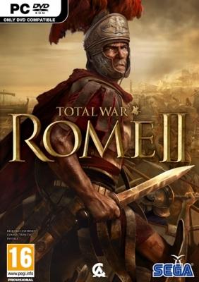 Total War: Rome II PC Digital cover
