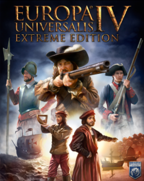 Europa Universalis IV Extreme Edition Steam Key cover