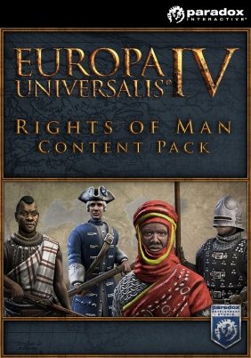 Europa Universalis IV: Rights of Man -Content Pack Steam Key cover