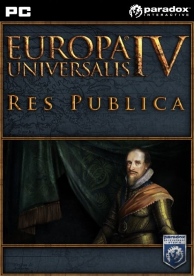 Europa Universalis IV: Res Publica - Expansion Steam Key cover