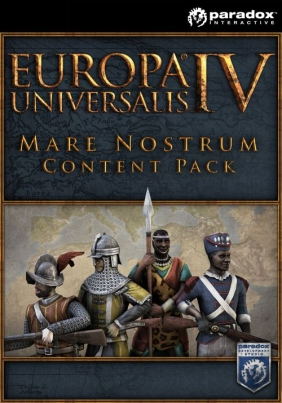Europa Universalis IV: Mare Nostrum - Content Pack Steam Key cover