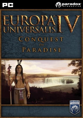 Europa Universalis IV: Conquest of Paradise Expansion Steam Key cover