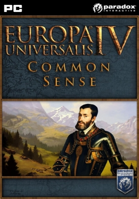 Europa Universalis IV: Common Sense Expansion Steam Key cover