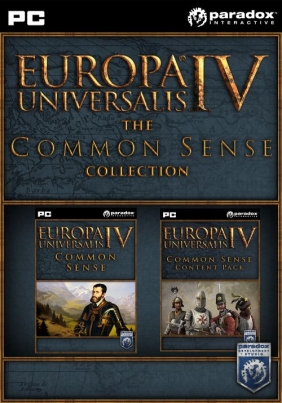 Europa Universalis IV: Common Sense Collection Steam Key cover