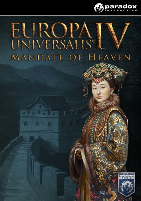 Europa Universalis IV: Mandate of Heaven -Expansion Steam Key cover