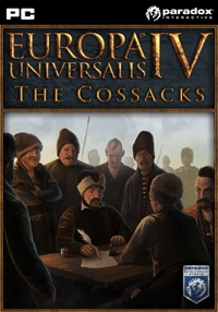 Europa Universalis IV: The Cossacks - Expansion Steam Key cover