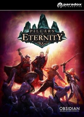 Pillars of Eternity – Hero Edition Steam Key cover