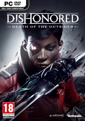 Dishonored: Death of the Outsider  PC Digital cover