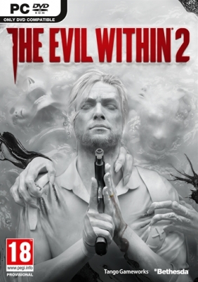 The Evil Within 2 Steam Key cover