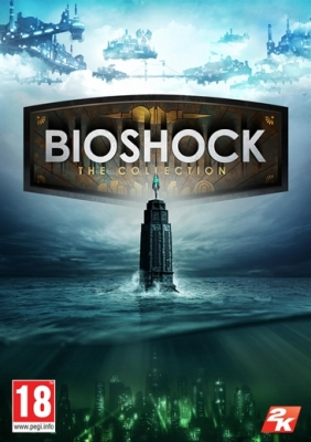 BioShock: The Collection Steam Key cover