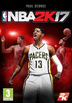 NBA 2K17 PC Digital cover