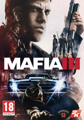 Mafia III Steam Key cover