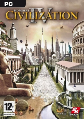 Sid Meier's Civilization IV Steam Key cover