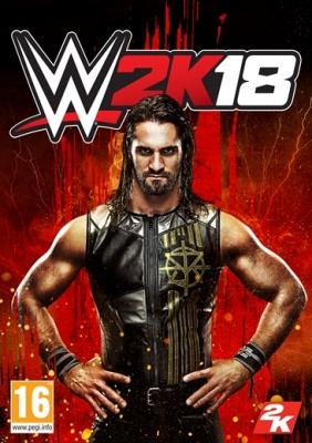 WWE 2K18 PC Digital cover