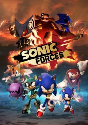 Sonic Forces Digital Bonus Edition PC Digital cover