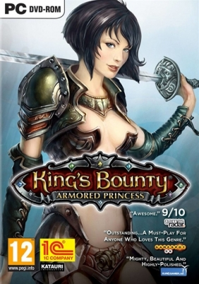 King's Bounty: Armored Princess PC Digital cover
