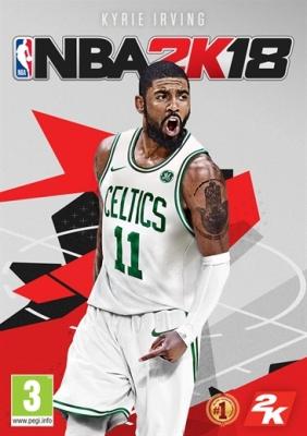 NBA 2K18 PC Digital cover