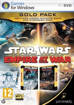 Star Wars® Empire at War™: Gold Pack Steam Key cover