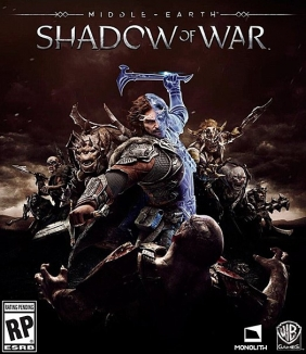 Middle-earth: Shadow of War PC Digital cover