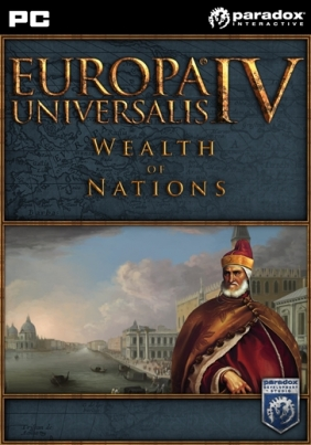 Europa Universalis IV: Wealth of Nations - Expansion Steam Key cover