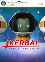 Kerbal Space Program PC Digital cover