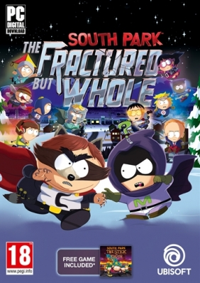 South Park: The Fractured But Whole Uplay Key cover