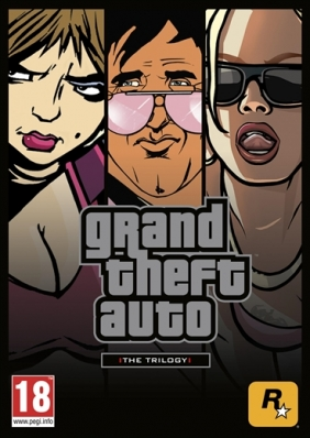 Grand Theft Auto: The Trilogy PC Digital cover