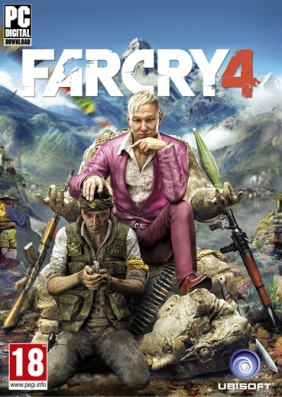 Far Cry 4 Uplay Key cover