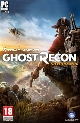 Tom Clancy's Ghost Recon: Wildlands Uplay Key cover