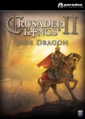 Crusader Kings II - Jade Dragon PC Digital cover