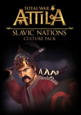 Total War : Attila - Slavic Nations Culture Pack DLC PC Digital cover