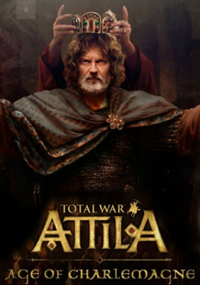 Total War: Attila - Age of Charlemagne Campaign Pack DLC PC Digital cover