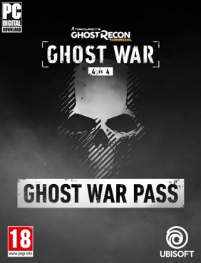 Tom Clancy's Ghost Recon Wildlands - Ghost War Pass PC Digital cover