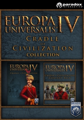 Europa Universalis IV: Cradle of Civilization - Collection PC Digital cover