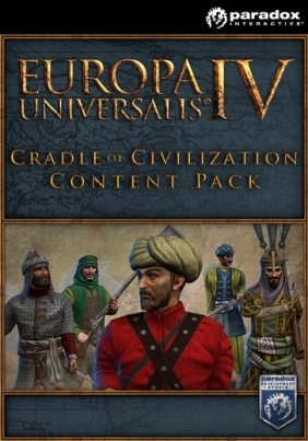 Europa Universalis IV: Cradle of Civilization - Content Pack Steam Key cover