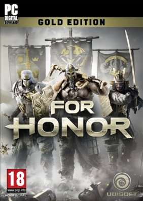 For Honor - Gold Edition PC Digital cover