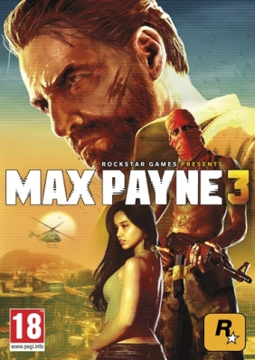 Max Payne 3 Steam Key cover